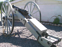 Light Field 3 Pounder Cannon