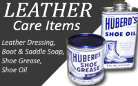 Leather Care Items